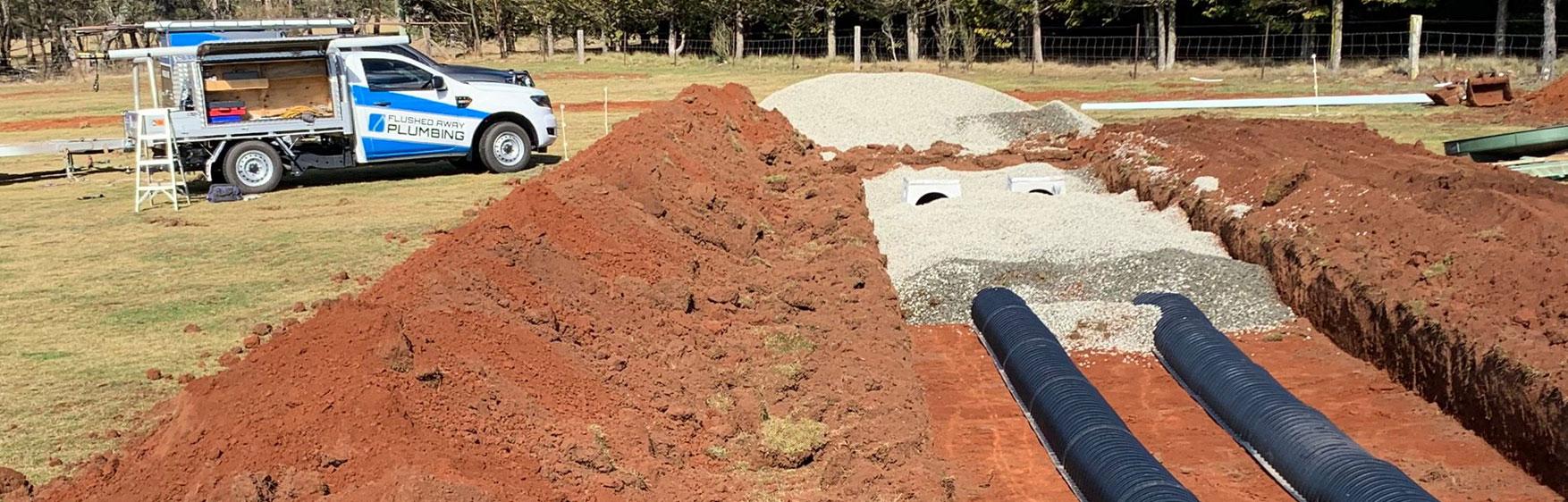 excavation Albion Park